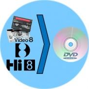 hi8 su dvd