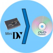 riversamento minidv su dvd