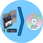 riversamento umatic su dvd