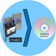 riversamento umatic su dvd