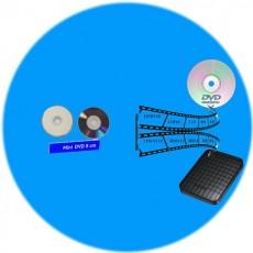 mini dvd finalizzazione